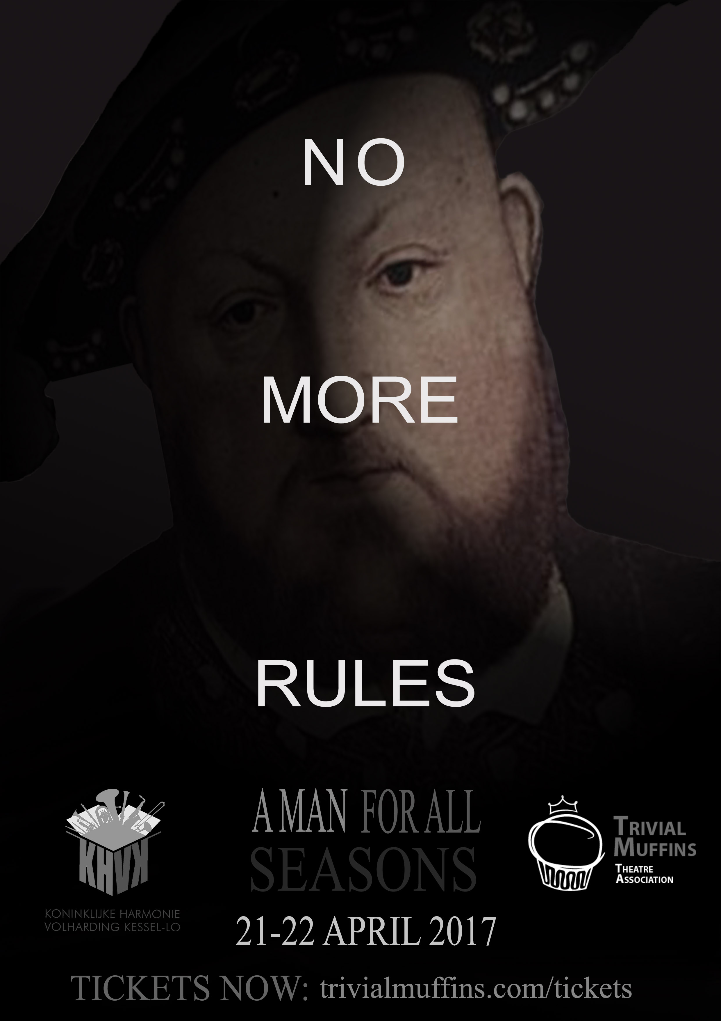 A man for all seasons poster 2